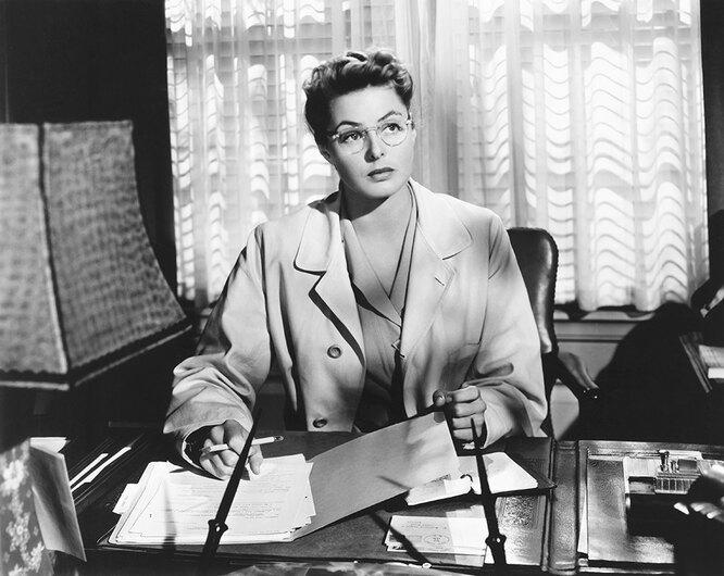 Ингрид Бергман, 1945