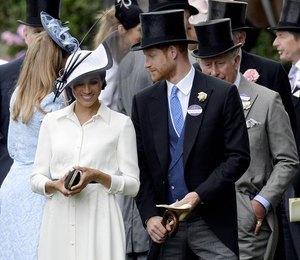 Принц Филипп советовал принцу Гарри не жениться на Меган Маркл