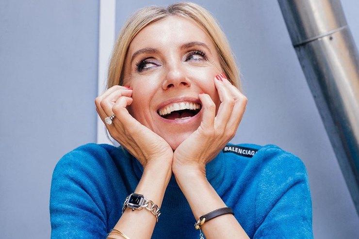 Светлана Бондарчук испачкала тортом гостей насвадьбе Сергея Семака