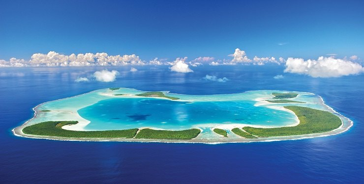 Остров Тетиароа