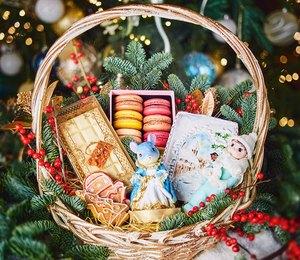 Кондитеркая «Кафе Пушкинъ» представляет зимнюю коллекцию новогодних десертов