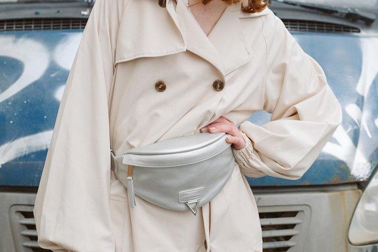 Королева 90-х: поясные сумки наосень, которые выглядят роскошно