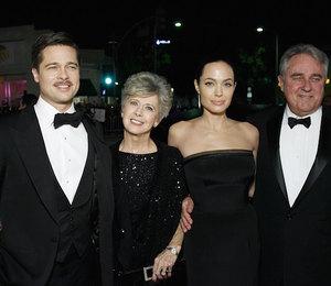 Почему поссорились родители Брэда Питта и Анджелина Джоли?