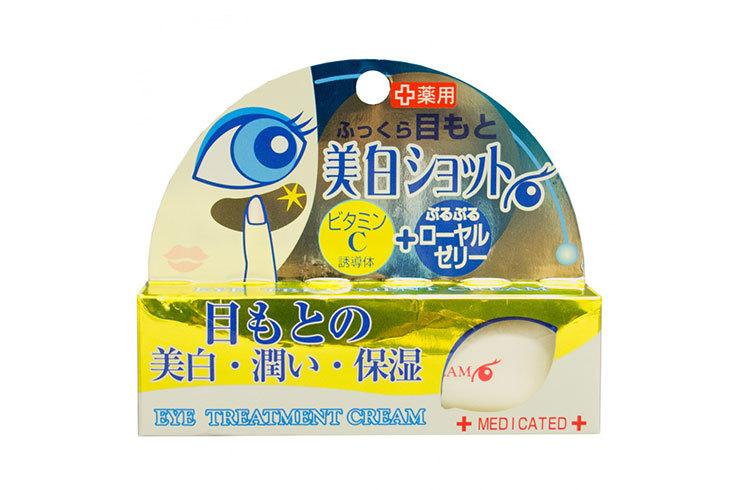 Крем длякожи вокруг глаз против темных кругов Roland, Japonica