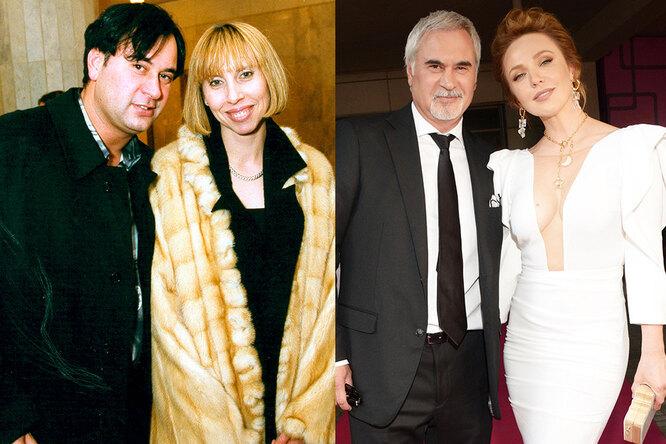 Валерий Меладзе и Ирина Меладзе, Валерий Меладзе и Альбина Джанабаева
