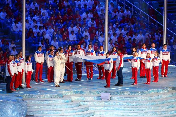 Россию отстранили отОлимпиады идругих международных соревнований