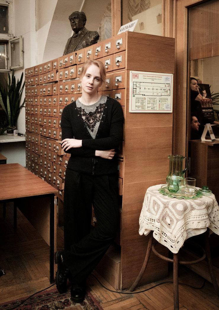 Екатерина Кибовская