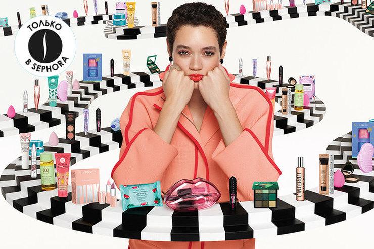 Sephora запускает акцию «Мини Мания»