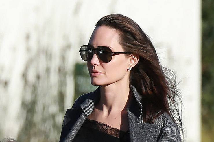 41-летняя Анджелина Джоли собирается усыновить седьмого ребенка после развода