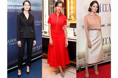Парижанка вРоссии: секреты стиля Юлии Снигирь, которые позволяют ей одеваться сфранцузским шиком