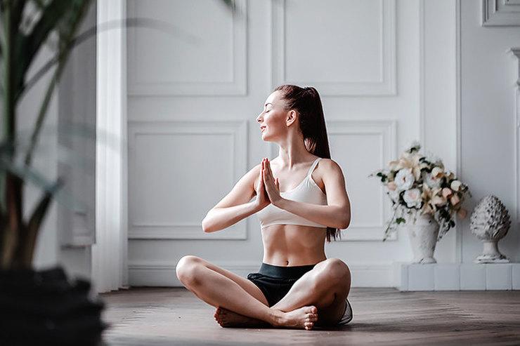 Пятиминутная медитация, которая выведет ваш секс нановый уровень