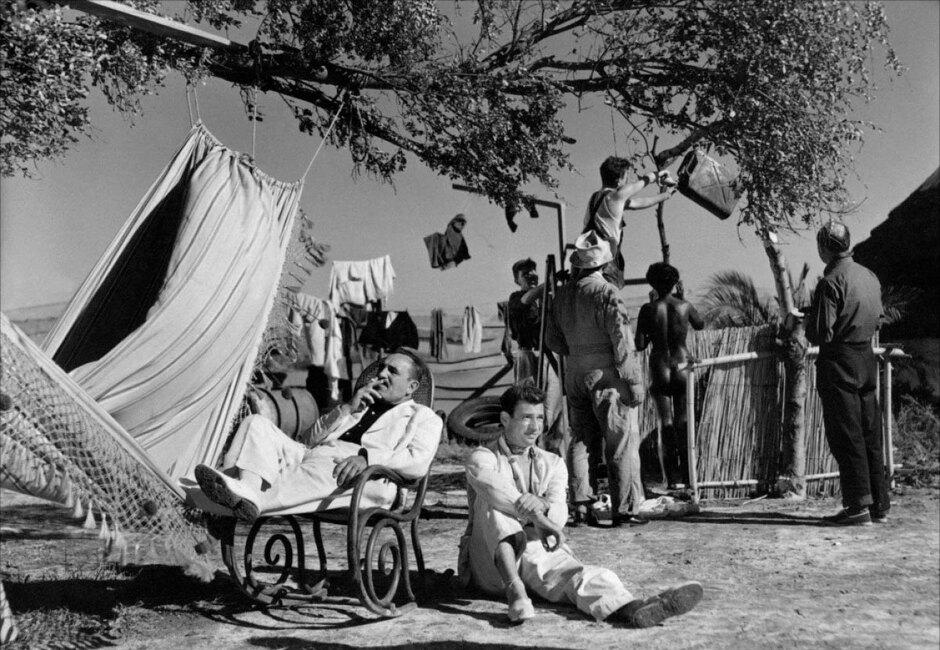 «Плата застрах» (1952), реж. Анри-Жорж Клузо