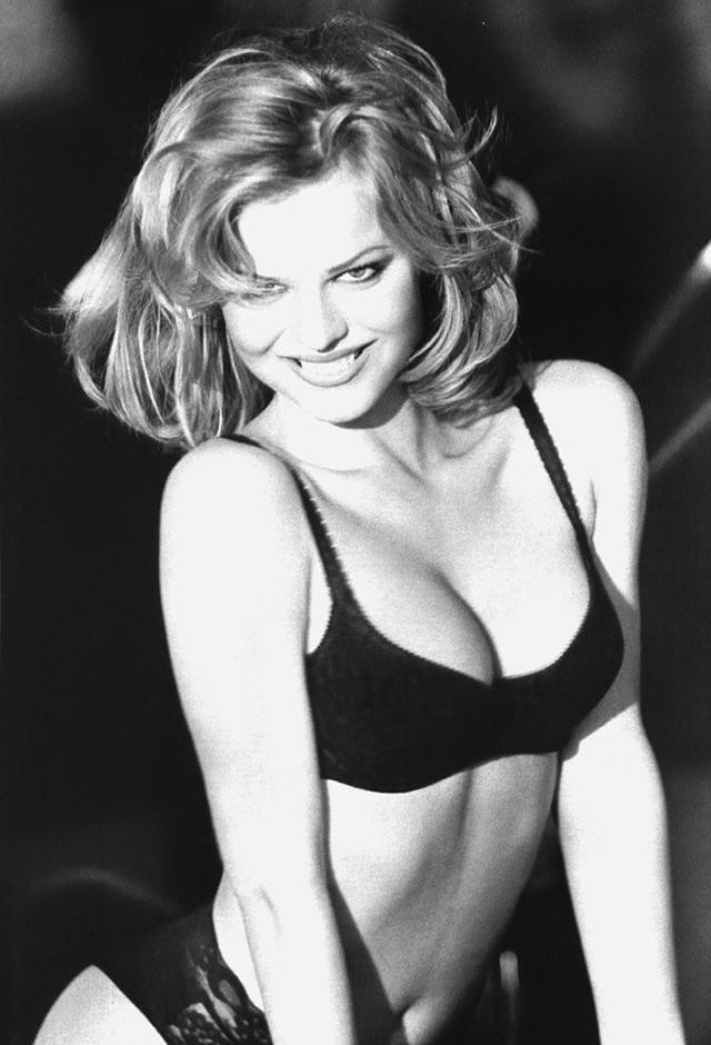 фото знаменитых моделей Ева Герцигова