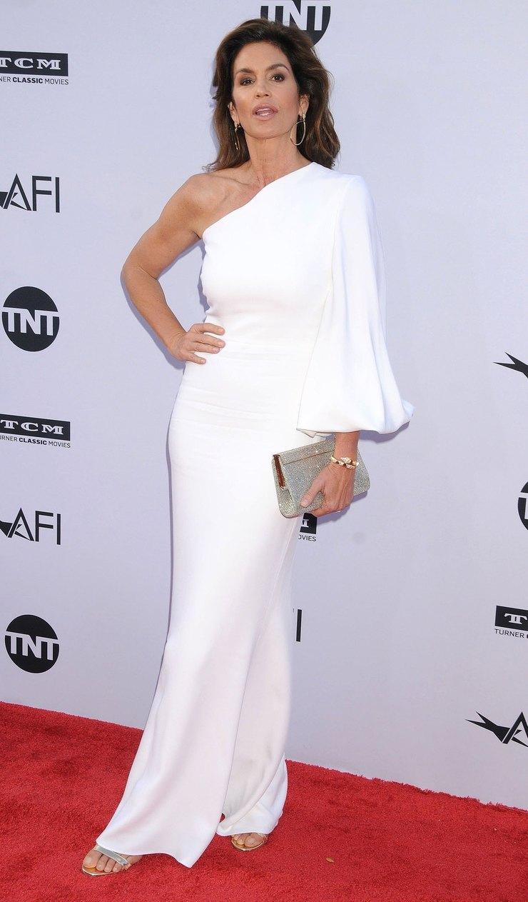 Синди Кроуфорд напремии The 46th AFI Life Achievement Awards, 2018 год