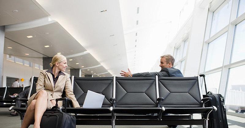 Аэропорт как место длязнакомства: подсказки иреальные истории