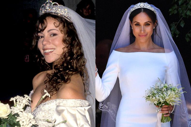 Самые запоминающиеся образы звездных невест: отпрошлого века донаших дней
