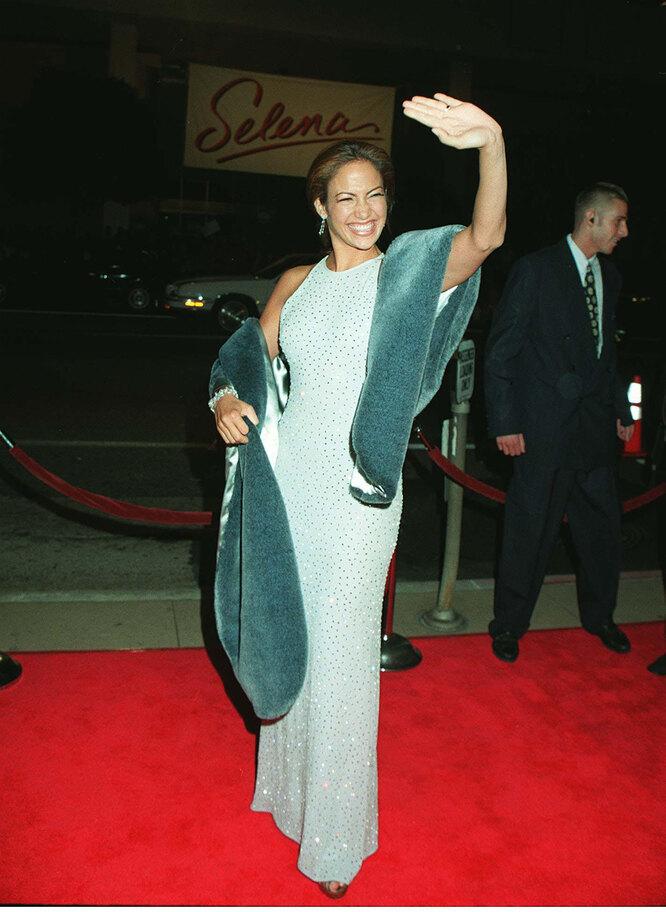 Дженнифер Лопес в 90-х