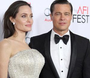 Анджелина Джоли отказала Брэду Питту в перемирии