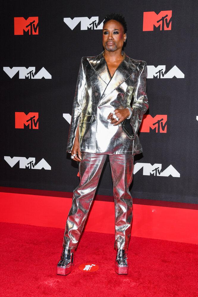 Билли Портер в 2021 году на церемонии вручения премии MTV Video Music Awards