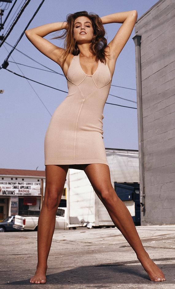 фото знаменитых моделей Синди Кроуфорд