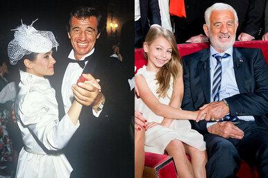 Как живут ичем занимаются дети легендарного актера Жан-Поля Бельмондо