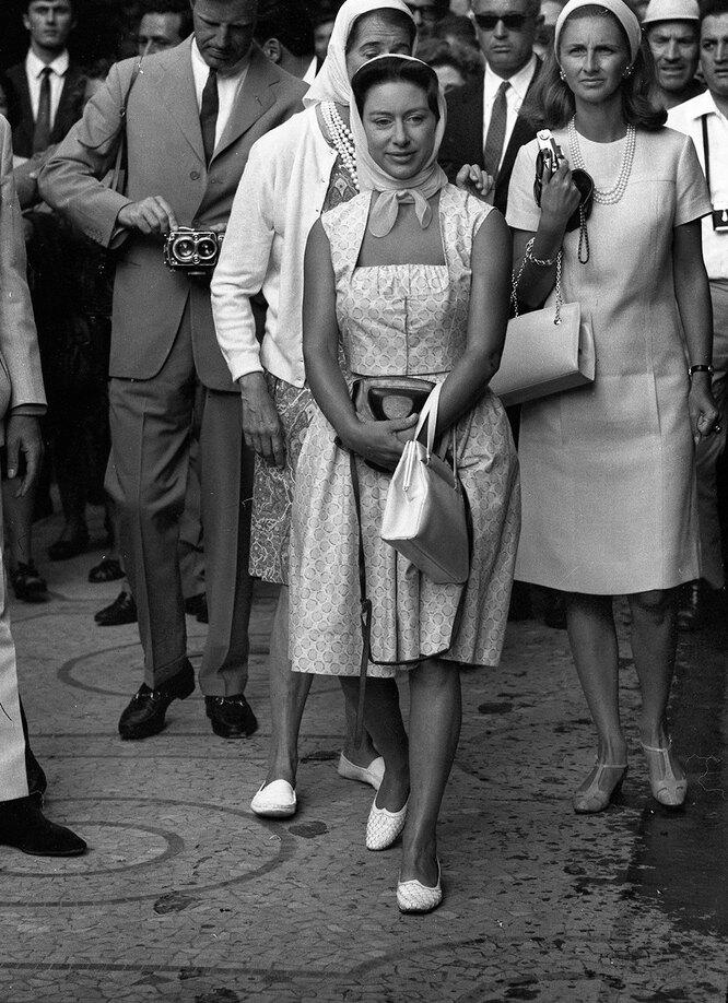 Принцесса Маргарет в 1965году