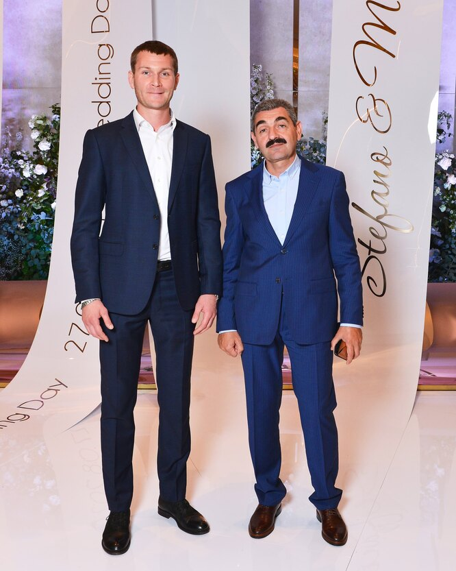 ладимир Селиванов и Армен Бежанян