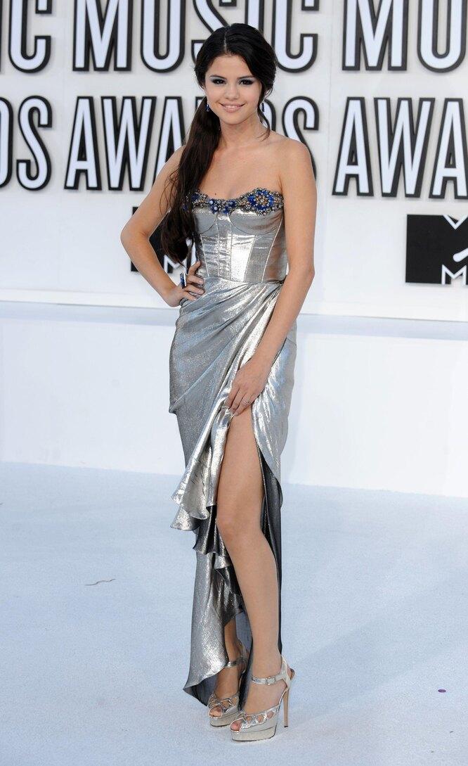 Селена Гомес в 2010году
