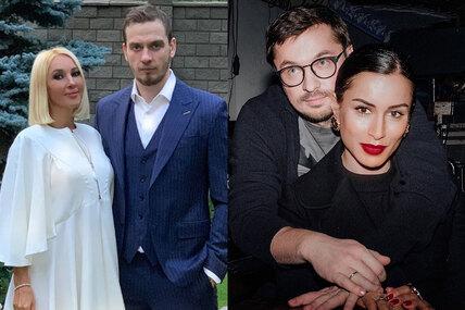 5 российских звезд, которые вышли замуж замужчин гораздо младше себя