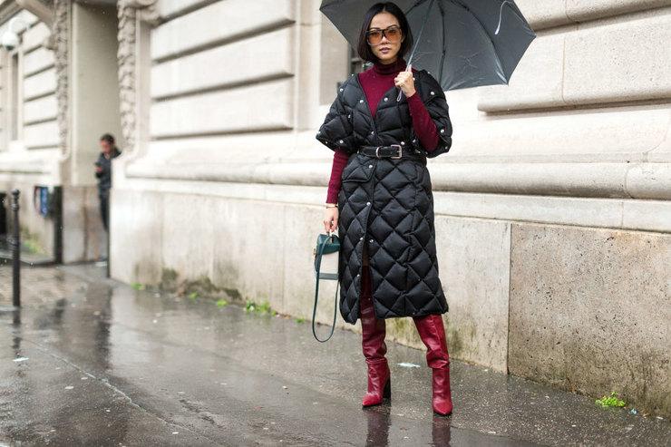 Стеганая куртка - идеальная альтернатива пуховику