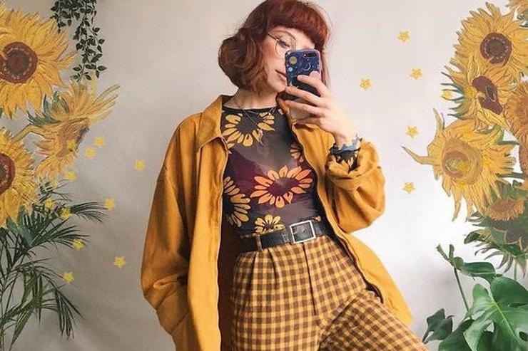 Любимый цвет Ван Гога: тренд дляинтеллектуалок