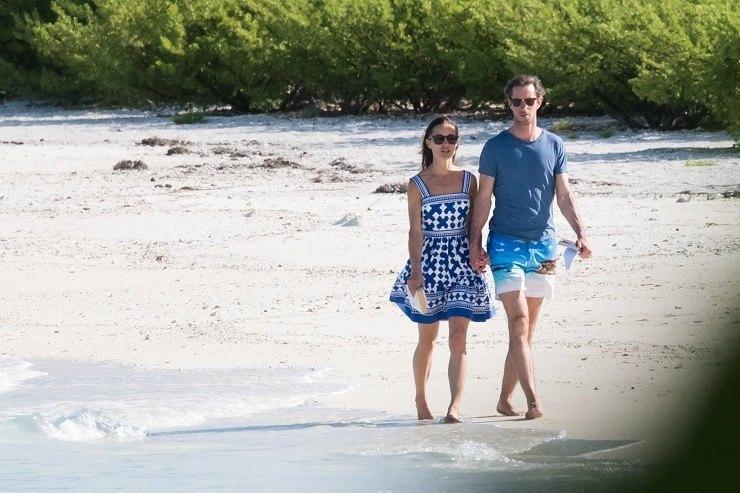 Райский уголок: Медовый месяц Пиппы Миддлтон наострове Татиароа