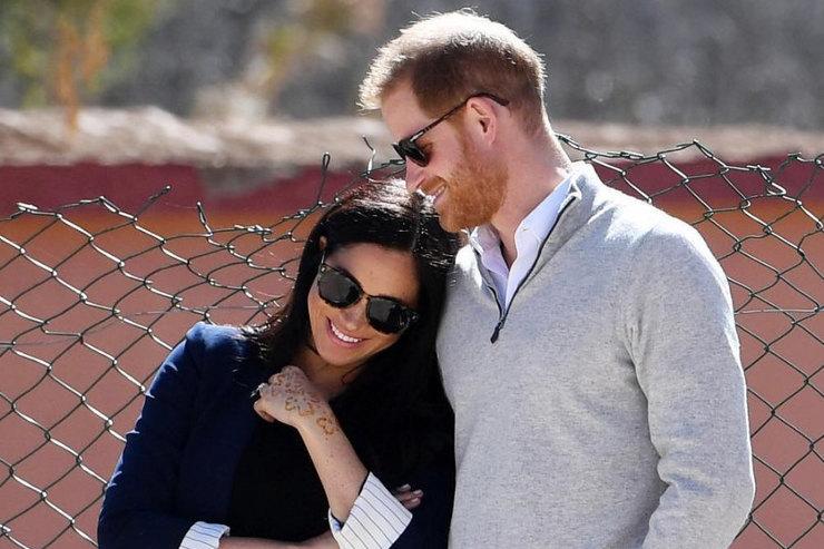Сын Меган Маркл будет самым юным «путешественником» среди королевских детей