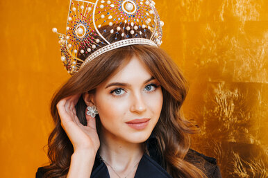 Коллекция украшений Mercury помотивам короны «Мисс Россия»