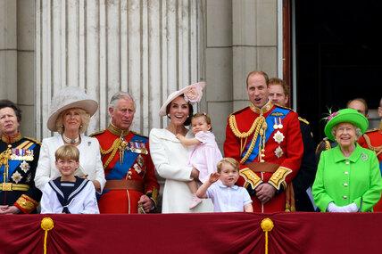 Когда бабушка —  указ: 14 «нельзя» длячленов британской королевской семьи