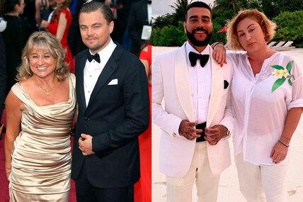 5 звездных мужчин, длякоторых мнение мамы напервом месте
