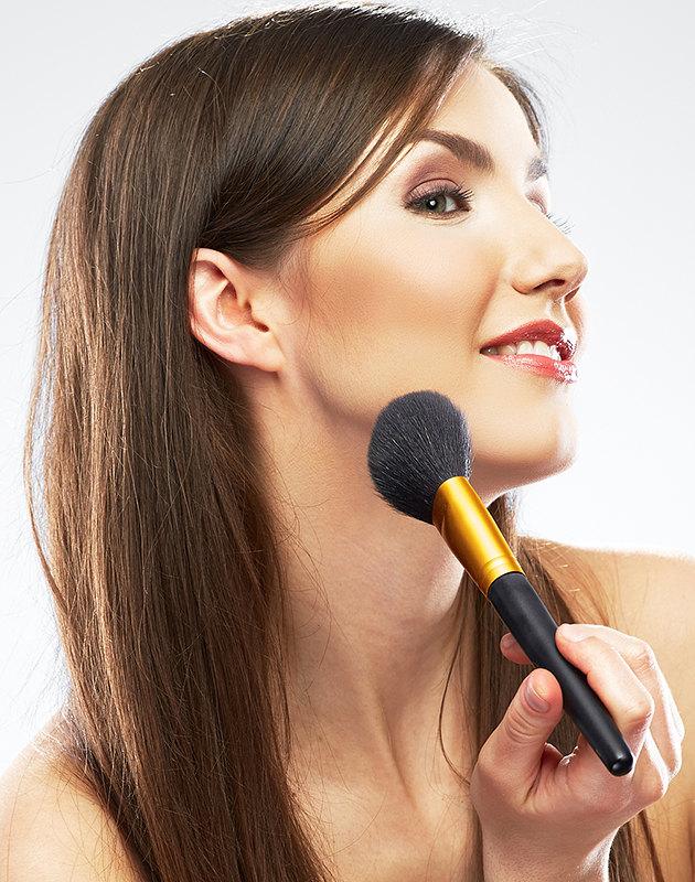 какие ошибки при нанесении макияжа бывают