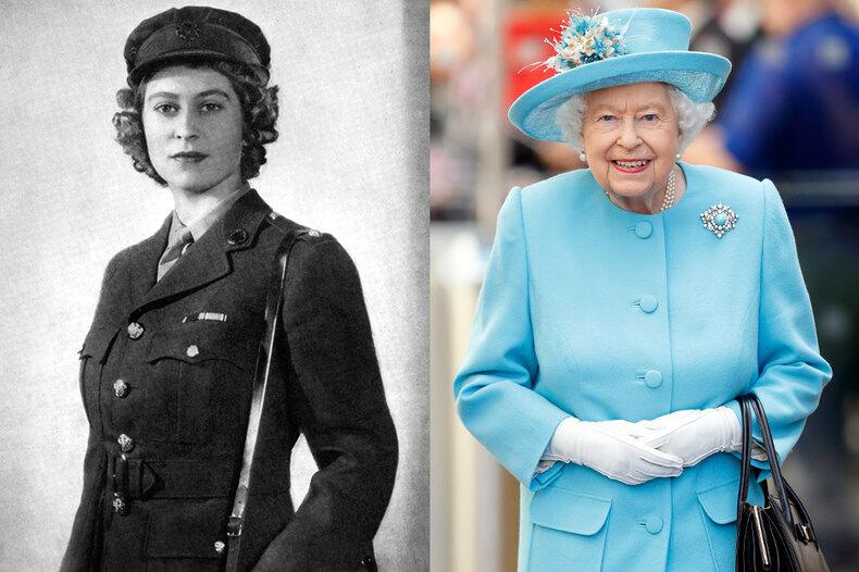 Королеве Елизавете II — 95 лет! Вспоминаем, как выглядела старейшая правительница мира вмолодости