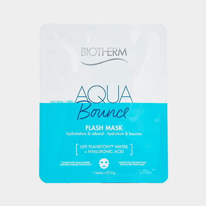 Aqua Bounce Flash Mask, Biotherm