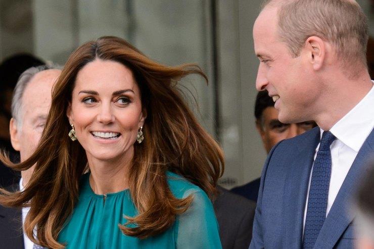 Королевская приближенная назвала Кейт Миддлтон ипринца Уильяма «золотой парой»