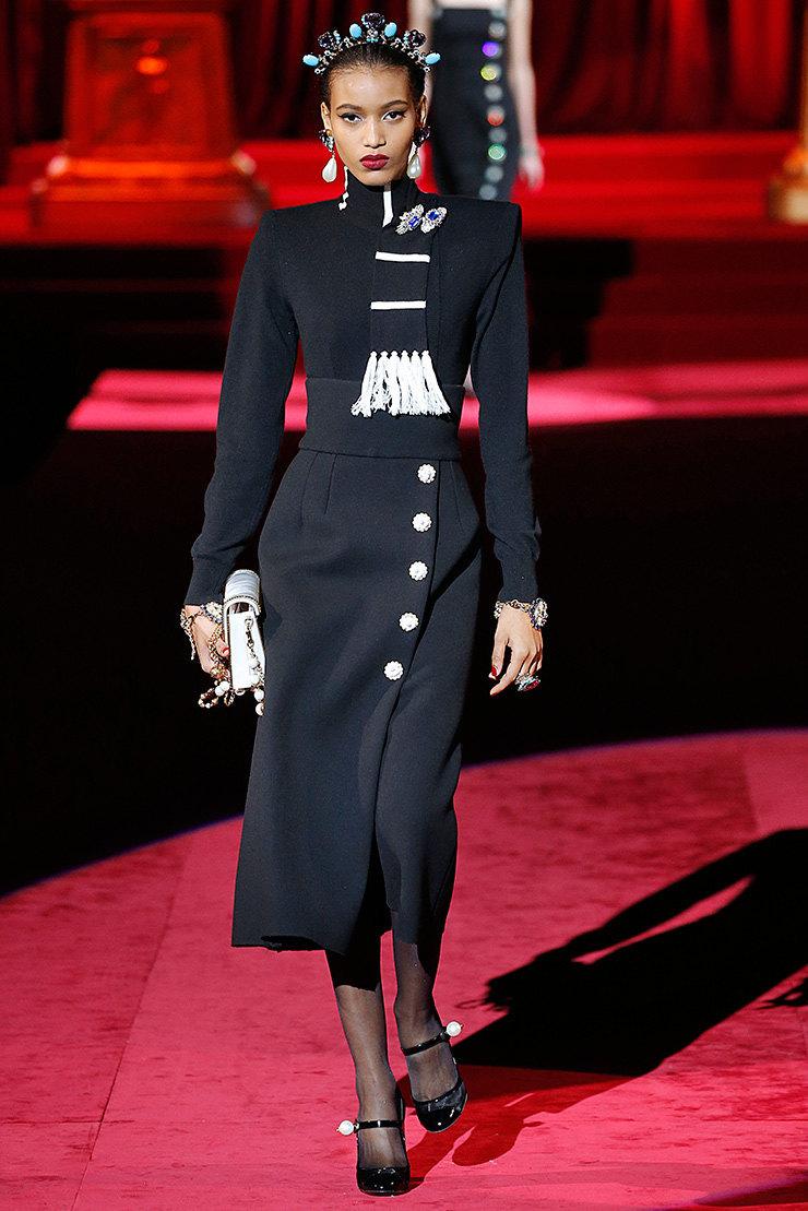Dolce & Gabbana осень-зима – 2019