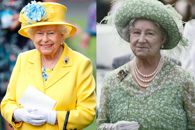 Елизавета II ине только: 5 главных долгожителей королевской семьи