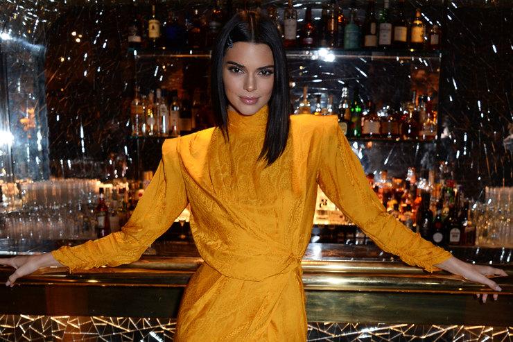 Кендалл Дженнер доказала, что выглядеть сексуально можно вплатье бездекольте