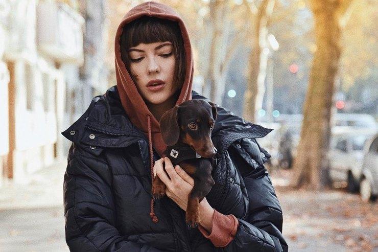 Холод наповодке: приемы стильного утепления отшведских модниц