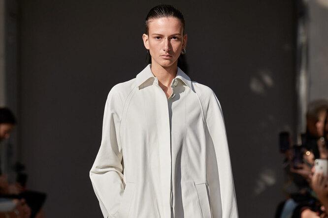 Неделя моды вМилане: укрощение маскулинности напоказе  Salvatore Ferragamo