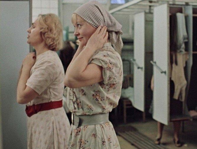 Кадр из фильма «Москва слезам не верит», 1979 год