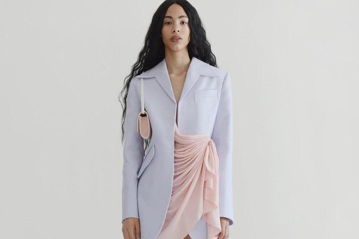 Пиджак сасимметрией: вещь, которая преобразит офисный стиль вмгновение ока