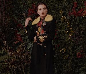 Элегантность Анны Карениной: перечитываем Толстого спомощью пальто редингот