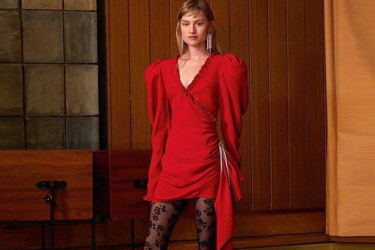 В стиле Кармен: 10 красных платьев дляидеального свидания