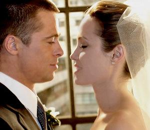 Анджелина Джоли и Бред Питт поженились